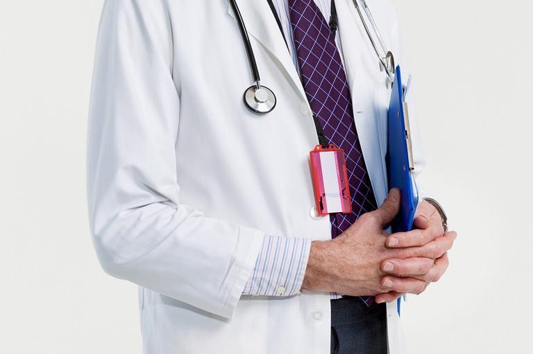 lekarz zteczką